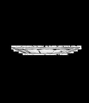 """Salad/Dessert Plate, 7-1/2"""", glass, DuraTuff®, GIBRALTAR®, (H 5/8""""; T 7-5/8""""; B"""