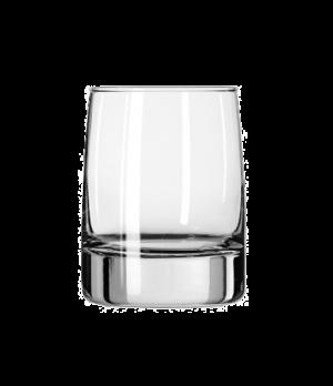 "Double Old Fashioned Glass, 12 oz., Safedge® Rim guarantee, VIBE, (H 4-1/8""; T 2"