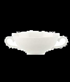 Soup Cup, 13 oz., premium bone porcelain, Stella Hotel