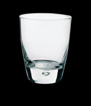 """Rock Glass, 8-3/4 oz., 3-1/4"""" x 3-3/4"""", Bormioli, Luna (USA stock item) (minimum"""