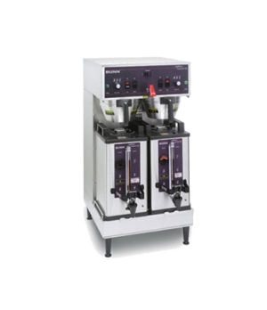 27900.0001 DUAL SH Soft Heat® Coffee Brewer, brews 16.3 gallons per hour capacit