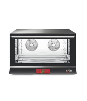 "Axis Convection Oven, full size, 31-1/2""W x 31-5/8""D x 23-15/16""H, 3.85 cubic fe"