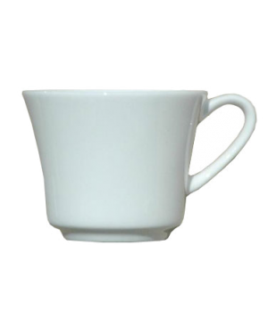 Cup, 7-3/4 oz. (220ml), tall, fine bone china, William
