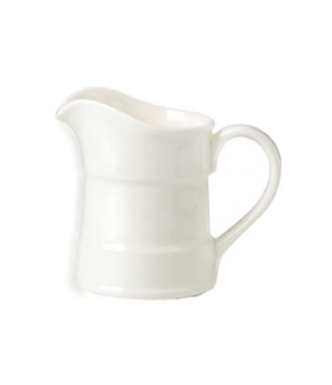 Jug / Creamer, 5 oz., handled, vitrified china, Performance, Plain Ivory (UK sto