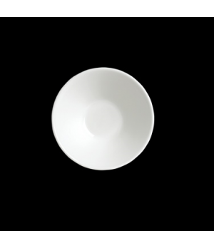 "Essence Bowl, 5 oz., 4-1/2"" dia. x 1-5/8""H, round, vitrified china, Performance,"