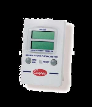 Thermometer/Hygrometer, single digital display, temperature range (unit) 14 to 1