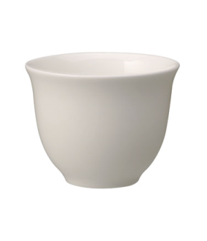 Cup, 3-1/3 oz., without handle, premium bone porcelain, Stella Hotel