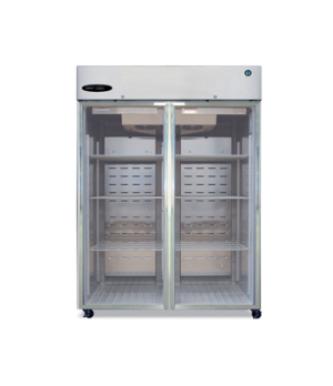 Commercial Series Freezer, Reach-in, Two-Section, 51.0 cu.ft., Self-Contained Re