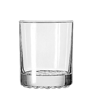 "Old Fashioned Glass, 7-3/4 oz., Safedge® Rim guarantee, NOB HILL® (H 3-1/2""; T 2"