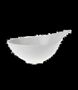 """Individual Bowl, 6-1/4"""" x 5-1/8"""", 10-1/4 oz., premium porcelain, Flow"""