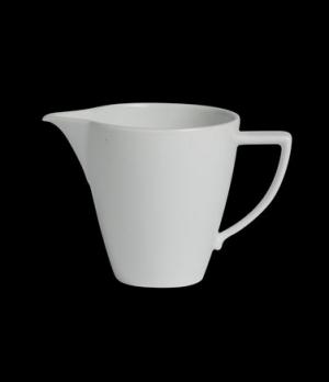 Creamer, 8 oz., handled, porcelain, Sonata, Rene Ozorio (minimum = case quantity