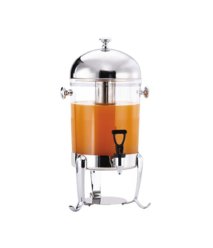 Octave Juice Dispenser, 7 qt. (45 - 5 oz. servings), removable faucet with hands
