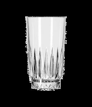 """Cooler Glass, 16 oz., DuraTuff®, WINCHESTER, (H 5-7/8""""; T 3-1/4""""; B 2-3/8""""; D 3-"""