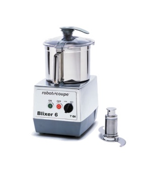 Blixer®, Commercial Blender/Mixer, vertical, 7 qt. capacity, stainless steel bow
