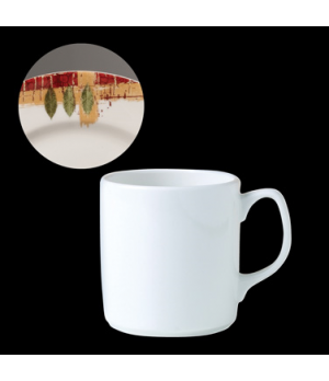 Atlantic Mug, 12 oz., Sorrento (USA stock item) (minimum = case quantity)