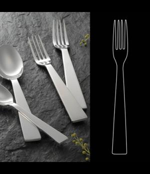"Dessert Fork, 7-1/4"", 18/10 stainless steel, Rene Ozorio Alexis (USA stock item)"