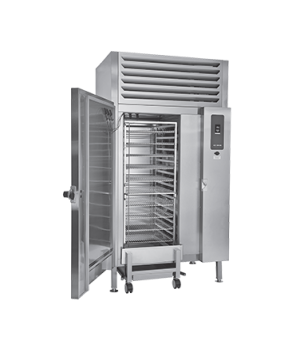 Quickchiller™ Blast Chiller, roll-in, self-contained with dual refrigeration sys