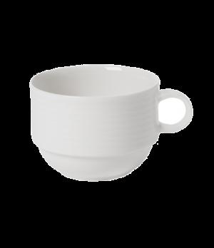 Cup #2, 7-1/2 oz., stackable,  premium porcelain, Sedona Fuction