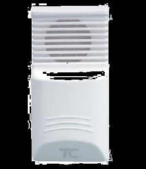 TC AutoFresh Gel Dispenser, contains economy gel dispenser, foam mounting pad an