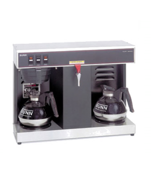 07400.0005 VLPF Coffee Brewer, automatic, brews 3.8 gallons (14.4 litres) per ho
