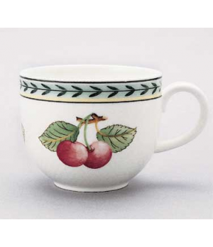 Cup #8, 3-1/2 oz., premium porcelain, French Garden-Dampierre (Special Order)
