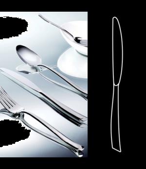 """Table Knife, 9-1/4"""", solid handle, stainless steel, La Tavola, Yuki (USA stock i"""