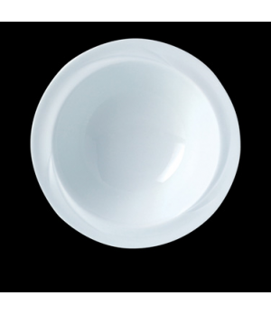 "Fruit Dish, 8-1/2 oz., 6-1/2"" dia., round, rimmed, Distinction, Alvo, Alvo White"