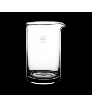 Mixing Beaker, 20-1/2 oz., with MM logo, Modern™ Mixologist, Bar Tools (priced p