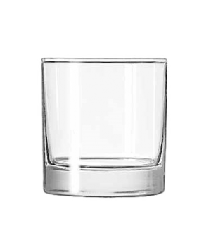 "Old Fashioned Glass, 10-1/4 oz., Safedge® Rim guarantee, LEXINGTON, (H 3-1/2""; T"