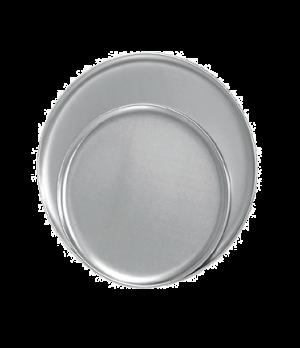 "Pizza Plate, 12"" dia., solid, 1.0 mm gauge, aluminum"