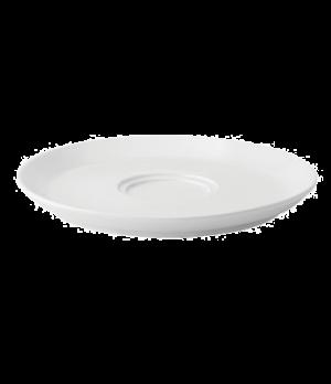"""Bowl Stand, 8-1/4"""" (21 cm), round, for AB Z03180 & AB Z03178, porcelain, microwa"""