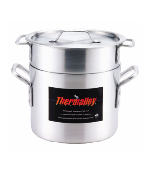 Thermalloy® Double Boiler Insert, 8 qt., standard weight, aluminum