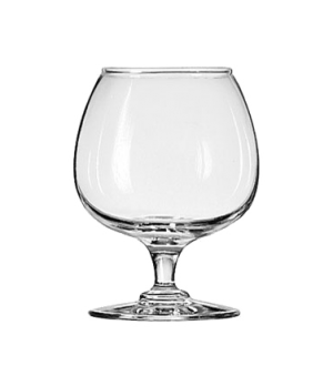 "Brandy Glass, 12 oz., Safedge® Rim guarantee, CITATION, (H 4-5/8""; T 2-1/2""; B 2"