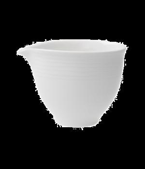 Creamer #6, 5 oz., premium porcelain, Sedona