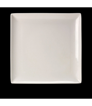 "Platter, 10-5/8"" x 10-5/8"", square, vitrified china, Performance, Taste (priced"