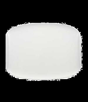 "Gourmet Plate, 14-1/8"" x 10-7/8"", premium porcelain, Urban Nature"