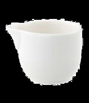 Creamer #7, 1-1/4 oz., premium porcelain, Universal (DE Stock)