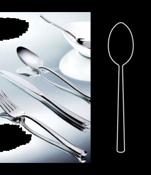 "Sauce Spoon, 7-1/2"", stainless steel, La Tavola, Yuki (USA stock item) (minimum"