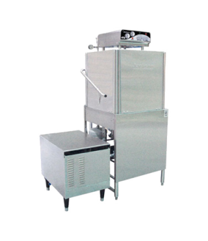 TempStar™ Dishwasher, Door Type, Gas, high temperature with exterior gas booster