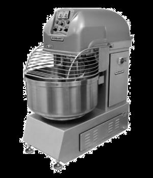 Hobart Spiral Mixer, 8.5 HP spiral motor & a 1.5 HP bowl motor, 220-pound capaci