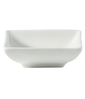 "Bowl, 3 oz. (90ml), 3-1/4"" (8 cm), square, individual, scratch resistant, oven &"