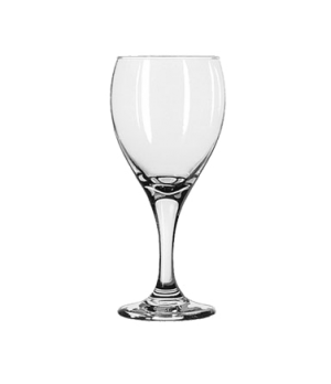 "Goblet Glass, 12 oz., Safedge® Rim and foot guarantee, TEARDROP™, (H 7-1/4""; T 2"