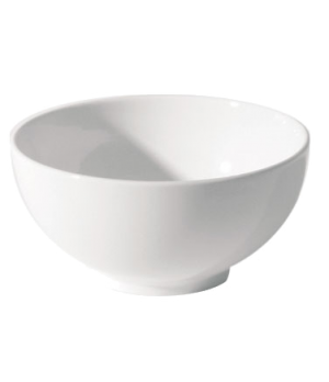 "Rice Bowl, 16 oz. (0.46 liter), 5"" (12-1/2 cm), round, scratch resistant, oven &"
