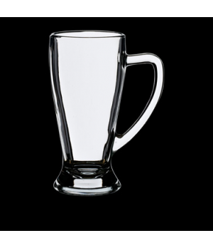 Beer Mug, 17 oz., with pour line at 13 oz., Bormioli, Baviera (priced per case,