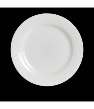 "Presentation Plate, 11-7/8"" dia., round, charger, porcelain, Rene Ozorio Virtuos"