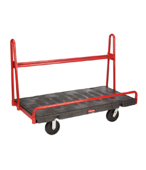 "A-Frame Panel Truck, 30"" x 60"", 2000 lb capacity, single, 32"" high side inclined"