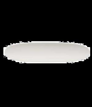 "Gourmet Boat, 12-3/4"" x 3-7/8"", premium porcelain, Marchesi"