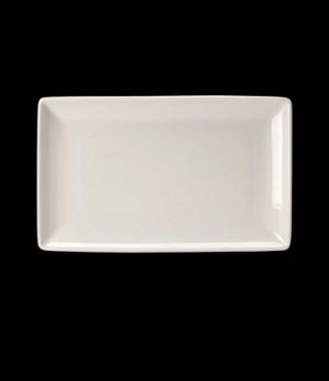 "Platter, 10-5/8"" x 6-1/2"", rectangle, vitrified china, Performance, Taste (price"