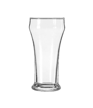 "Pilsner Glass, 8 oz., bulge top, Safedge® Rim guarantee, heavy base (H 5-1/2""; T"