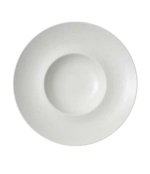 Plate, 10-3/4 oz., deep, premium porcelain, Marchesi-Sedona